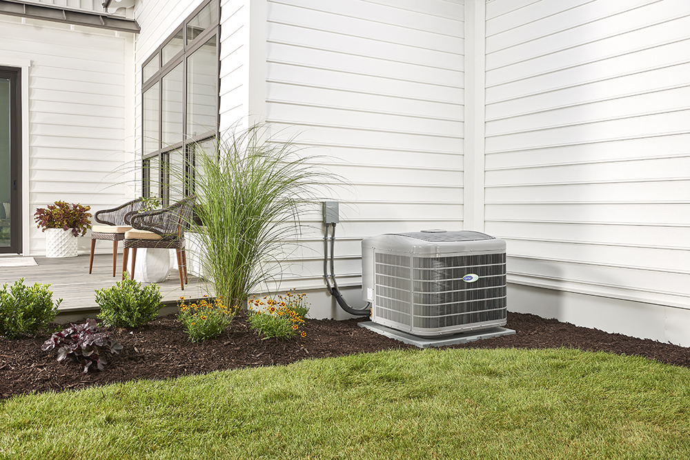 Carrier HVAC System Replacement